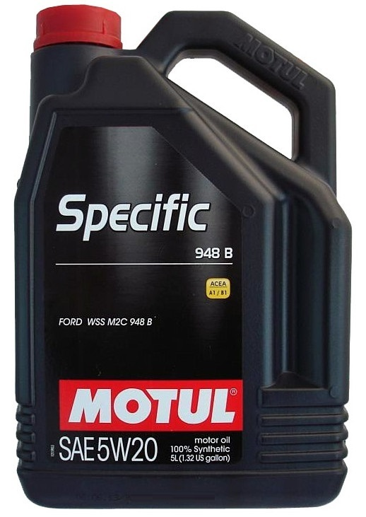 Motul Specific 948B 5W20 Синтетическое моторное масло