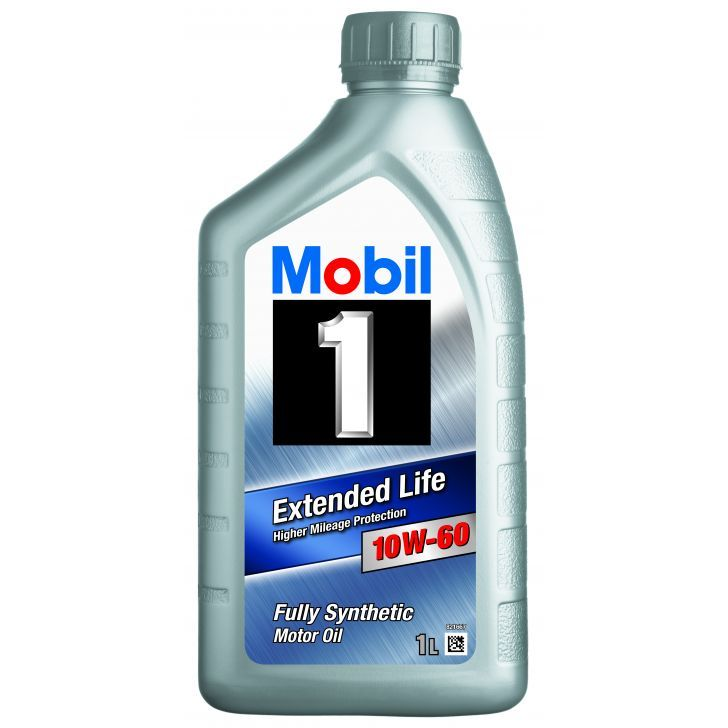 Mobil 1  10W-60 синтетическое моторное масло