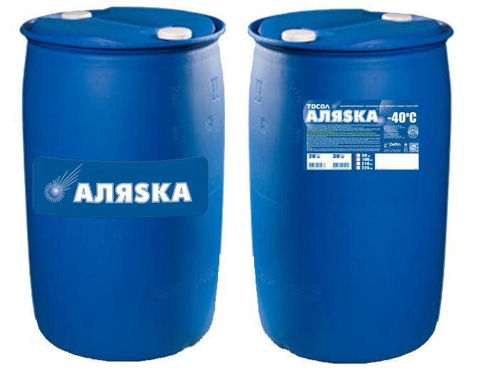 Аляска А-40 Тосол готовый (синий)