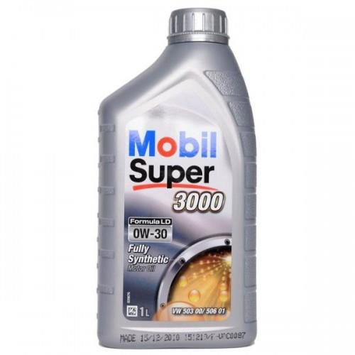 Mobil Super 3000 Formula LD 0W30 Синтетическое моторное масло