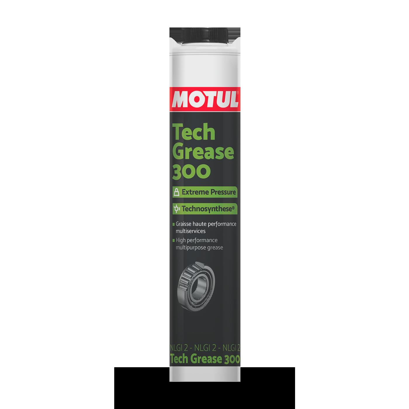 Motul Tech Grease 300 Универсальная пластичная смазка