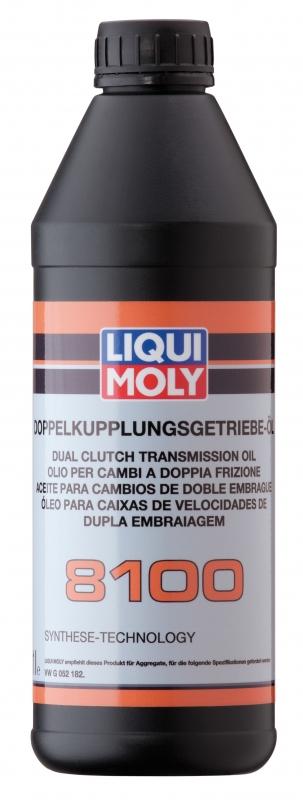Liqui Moly Doppelkupplungsgetriebe Oil 8100  НС синтетическое трансмиссионное масло для DSG коробок передач