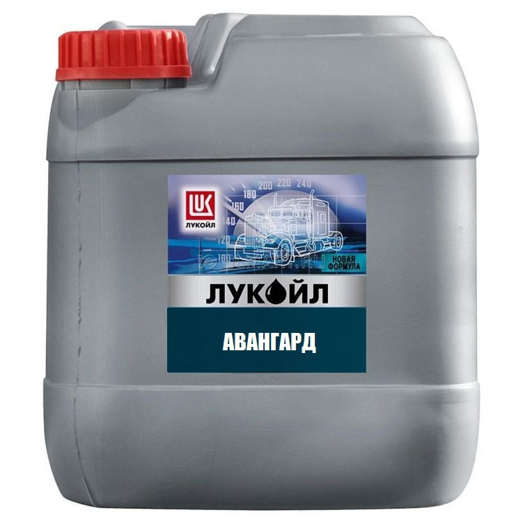 Лукойл Авангард 10W-40 CF-4/SG - Полусинтетическое грузовое моторное масло