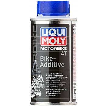 Liqui Moly Racing 4T Bike Additiv Присадка для очистки топливной системы 4-тактных двигателей