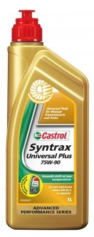 Castrol Syntrax LL 75W90 GL-5 трансмиссионное синтетическое