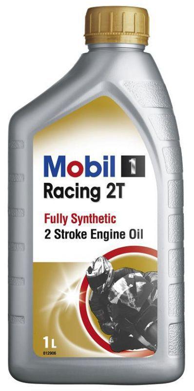 Mobil 1 Racing 2T Синтетическое мотоциклетное масло
