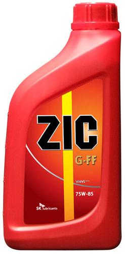 ZIC G-FF 75W85 Трансмиссионное масло для МКПП