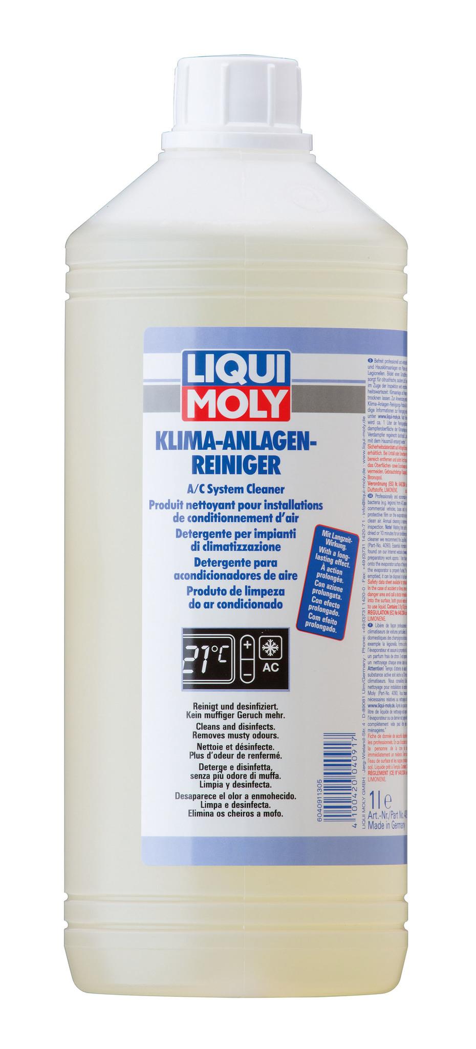 Liqui Moly Klima Anlagen Reiniger Жидкость для очистки кондиционера