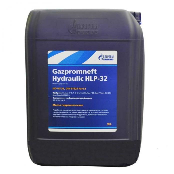 Gazpromneft HLP 32 Гидравлическое минеральное масло (20л)