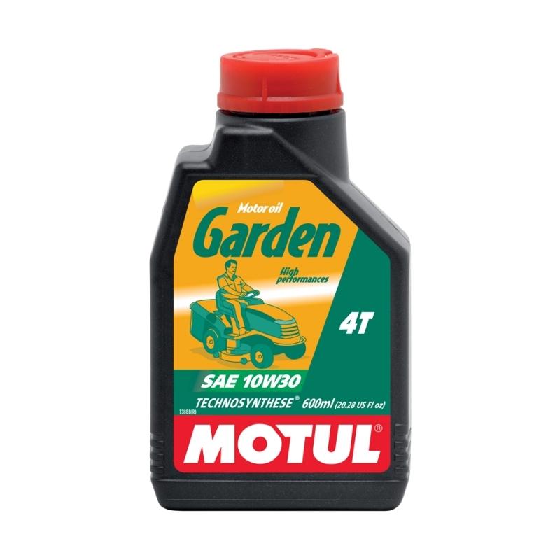 Motul Garden 10W30 4T Минеральное масло для садовой техники