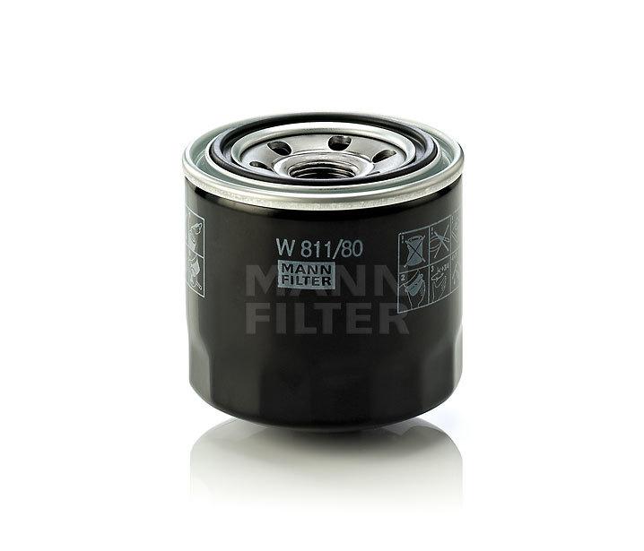 Фильтр масляный MANN W 811/80
