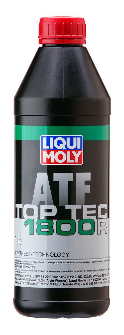 Liqui Moly Top Tec ATF 1800R Трансмиссионное масло для АКПП