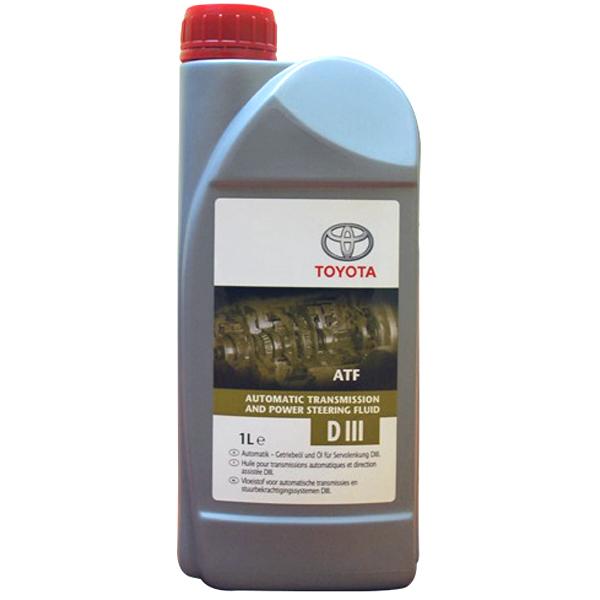 Toyota D-III-Трансмиссионная жидкость для АКПП