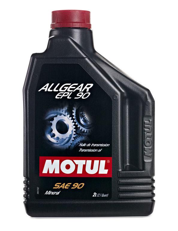 Motul Allgear EPL SAE90 Трансмиссионное масло для МКПП