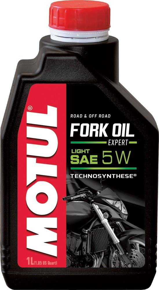 Motul Fork Oil Expert Light 5W Масло для мотовилок