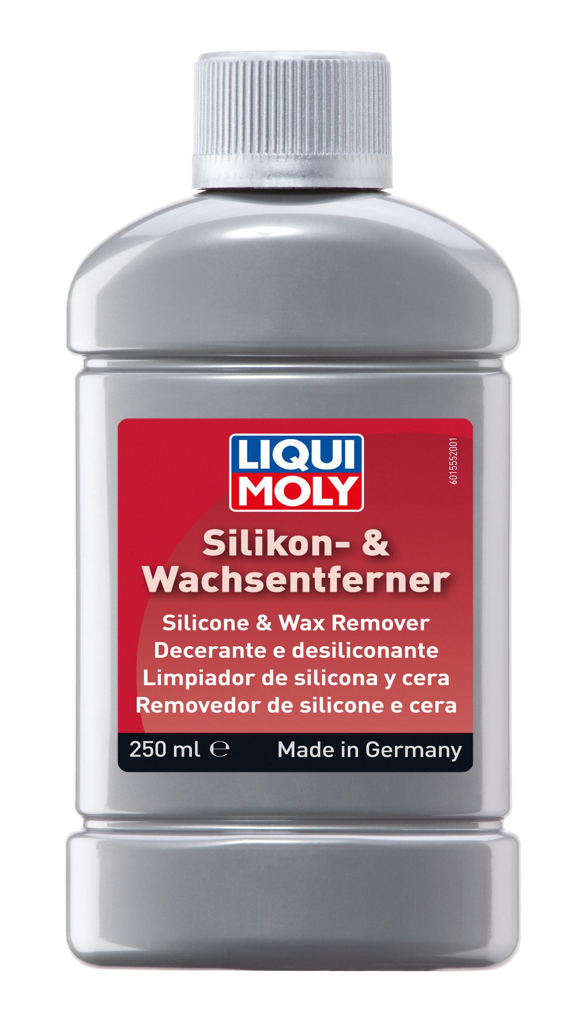 Liqui Moly Silikon & Wachs-Entferner Средство для удаления силикона и воска