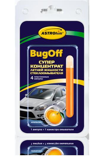 Астрохим АС-4118 - Суперконцентрат летней жидкости стеклоомывателя (Апельсин)