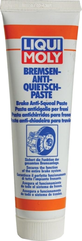 Liqui Moly Bremsen Anti Quietsch Paste Синтетическая смазка для тормозной системы