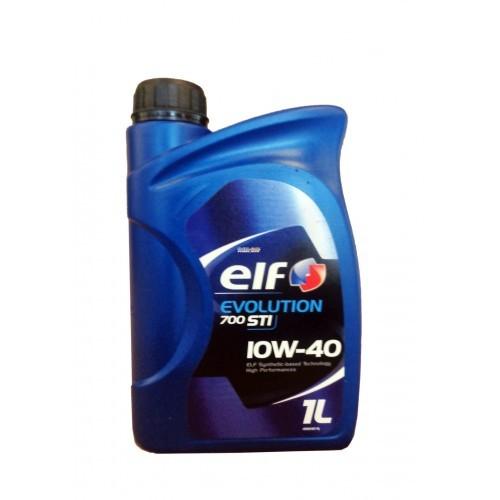 Elf Evolution 700 STI 10W-40 - Полусинтетическое моторное масло
