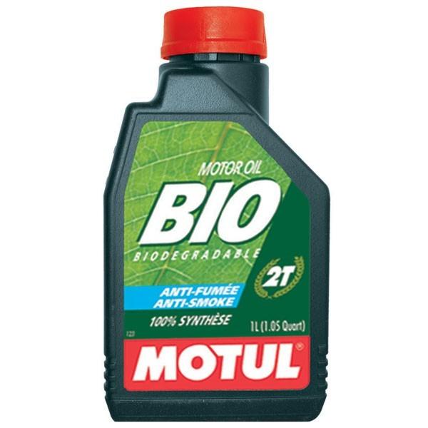 Motul Bio 2T Масло для двухтактной техники
