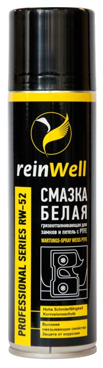 ReinWell Грязеотталкивающая белая смазка для замков и петель с PTFE