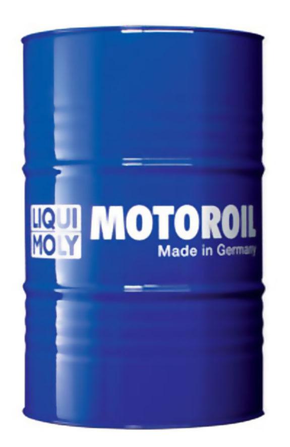Грузовое моторное масло Liqui Moly LKW Langzeit Motoroil Basic 10w40 Синтетическое