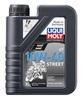 Liqui Moly Motorbike 4T Street 10W40 НС-синтетическое моторное масло для 4-тактных мотоциклов