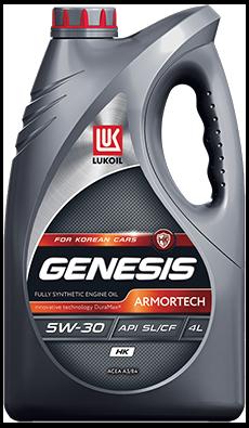 Лукойл Genesis Armortech HK 5W30 Синтетическое моторное масло