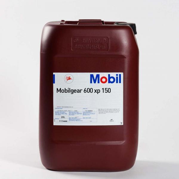 Mobil Mobilgear 600 XP 150 - Редукторное масло