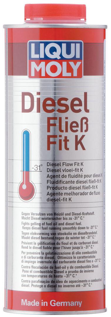 Liqui Moly Diesel Fliess Fit (K) Дизельный антигель концентрат
