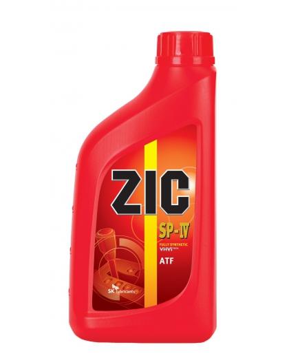 ZIC ATF SP-4-Трансмиссионная жидкость для АКПП Хундай и Киа (1л)