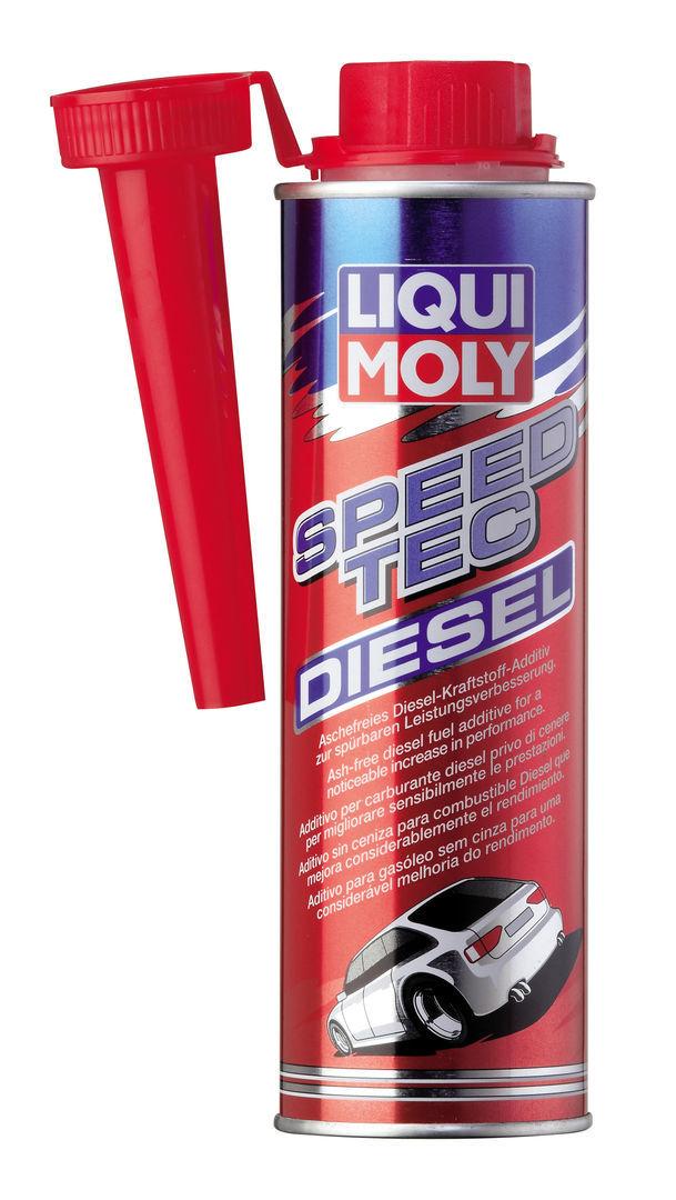 Liqui Moly Speed Tec Diesel Формула скорости Дизель