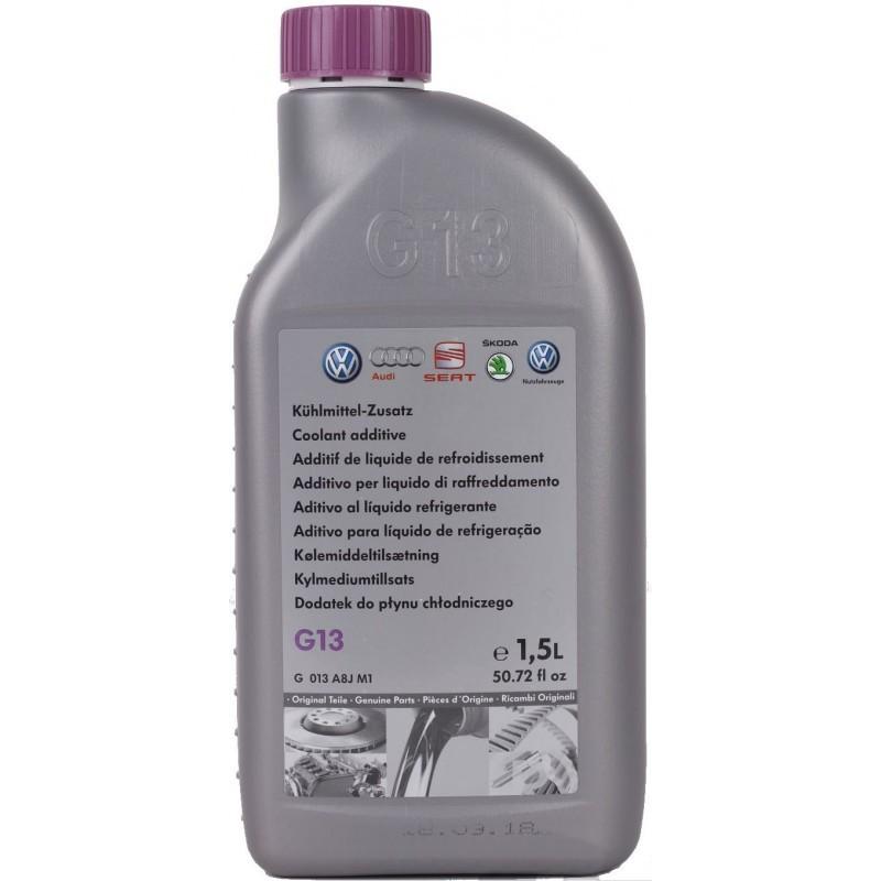 VAG Universal G13 (1.5л) - Концентрат антифриза (Фиолетовый) оригинал