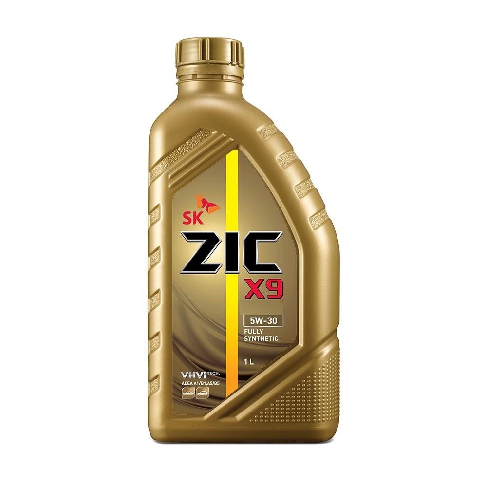 ZIC X9 5W-30 - Синтетическое моторное масло (1л)