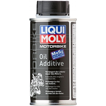 Liqui Moly Racing Bike-Oil Additiv  Антифрикционная присадка в масло для мотоциклов