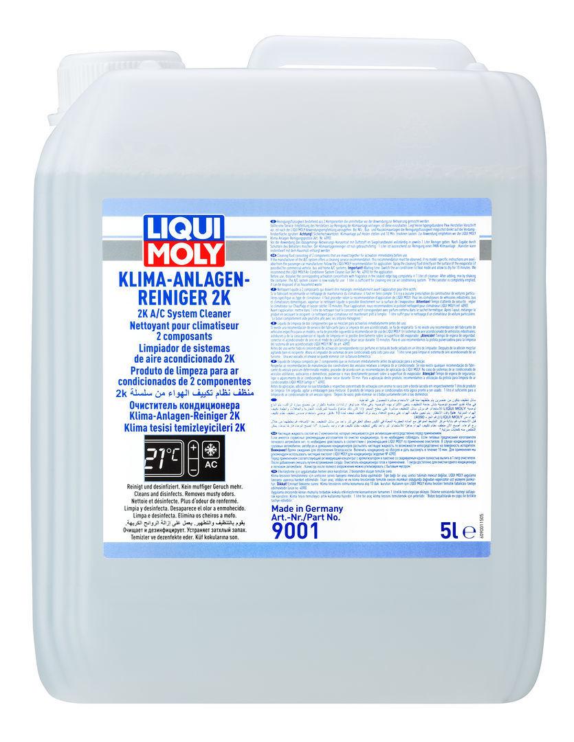 Liqui Moly Klima Anlagen Reiniger 2K Очиститель кондиционера