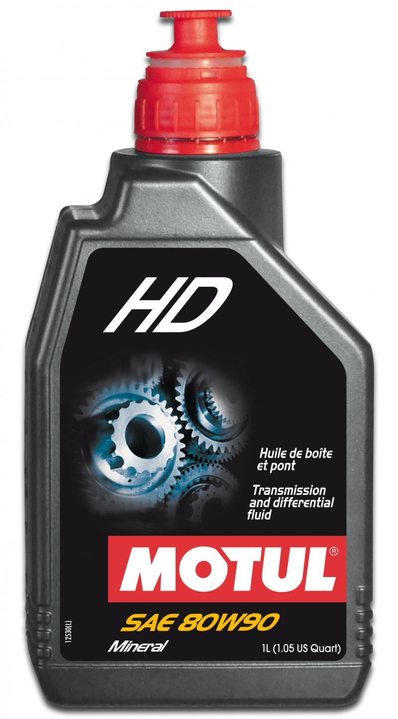 Motul HD 80W90 Трансмиссионное масло
