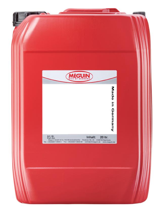 Megol Transmission Fluid ATF III HC синтетическое трансмиссионное масло для АКПП