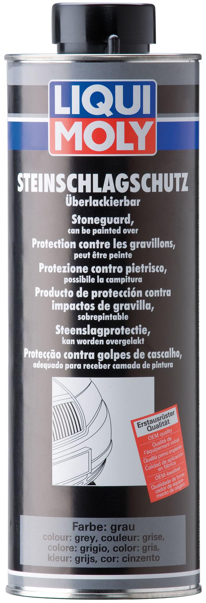 Liqui Moly Steinschlag-Schutz grau  Антигравий (серый)