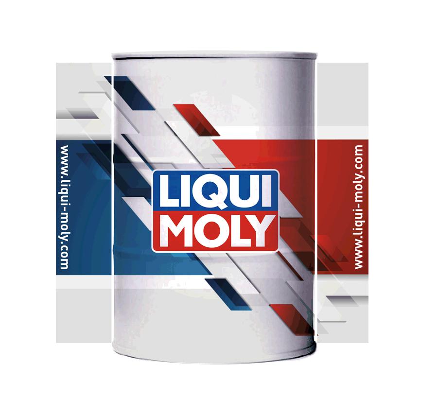 Liqui Moly Top Tec 4100 5W40 Дизельное НС-синтетическое моторное масло (бочка 205 л)