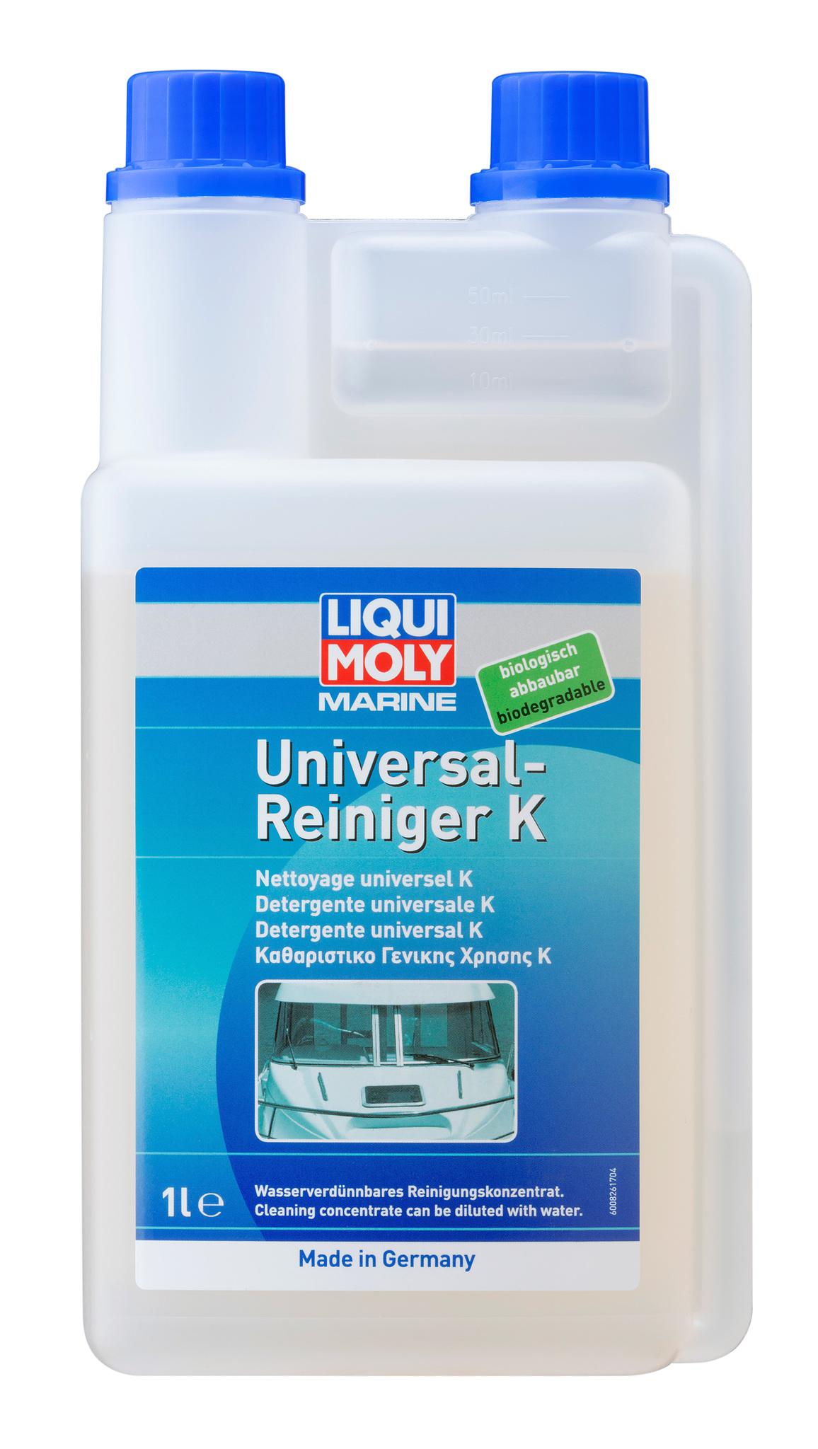 Liqui Moly Marine Universal Reiniger K-Лодочный универсальный очиститель