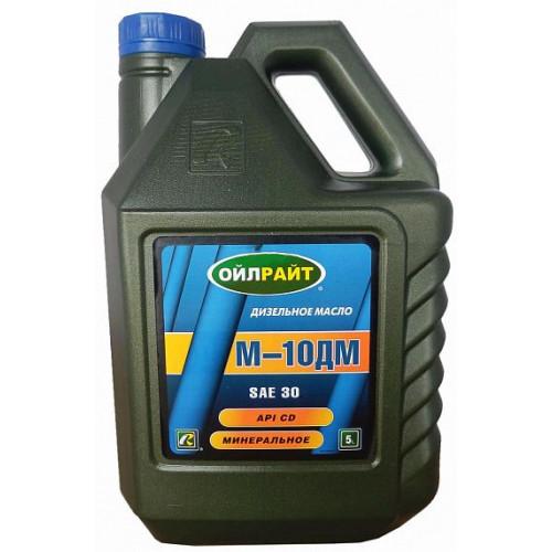Oil Right М-10ДМ SAE30 Минеральное дизельное моторное масло