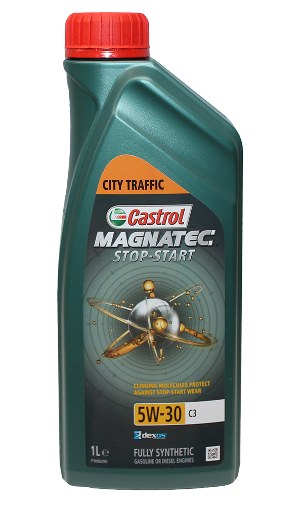 Castrol Magnatec Stop-Start 5W30 C3 Синтетическое моторное масло