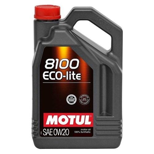 Motul 8100 Eco Lite 0W20 SN/CF  Синтетическое моторное масло