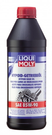 Liqui Moly Hypoid Getriebeoil (GL-5) 85W90 Минеральное трансмиссионное масло