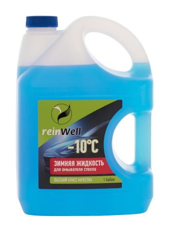ReinWell Зимняя жидкость для омывателя стекла -10C