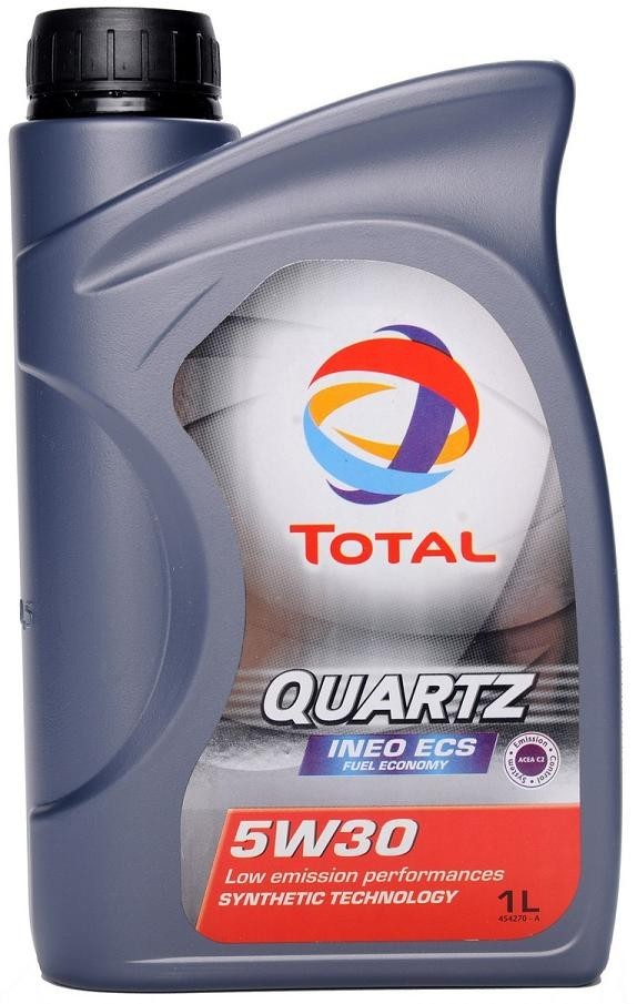 Total Quartz Ineo ECS 5W30 Синтетическое моторное масло