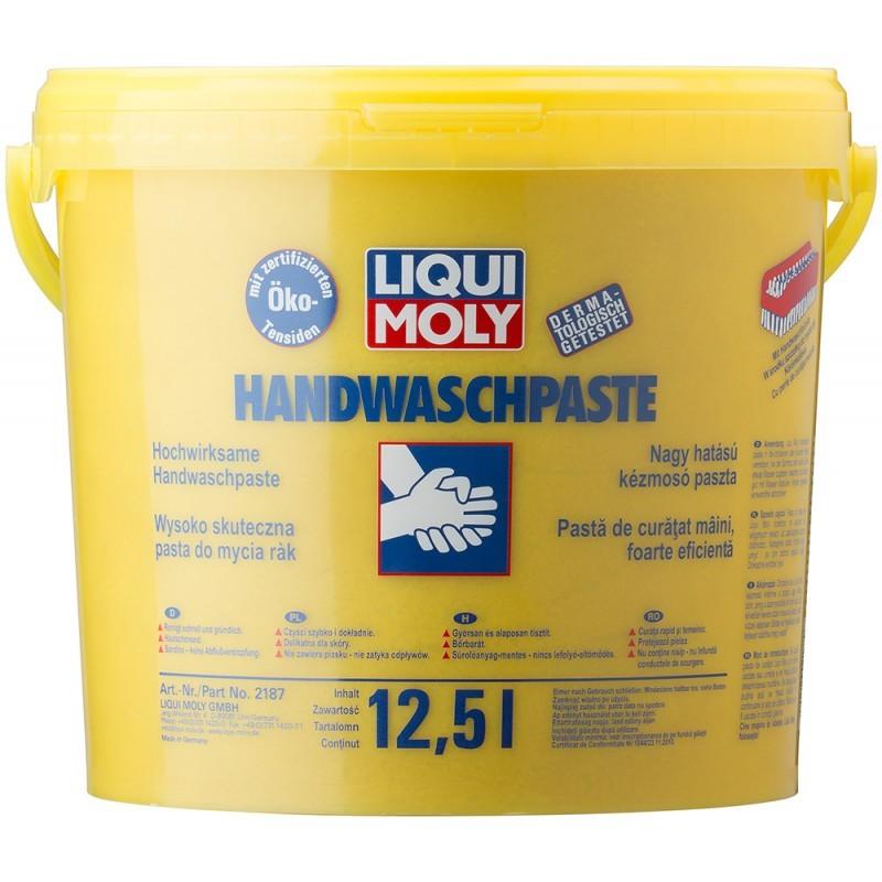 Liqui Moly Handwasch Paste (12.5кг)  Паста для мытья рук
