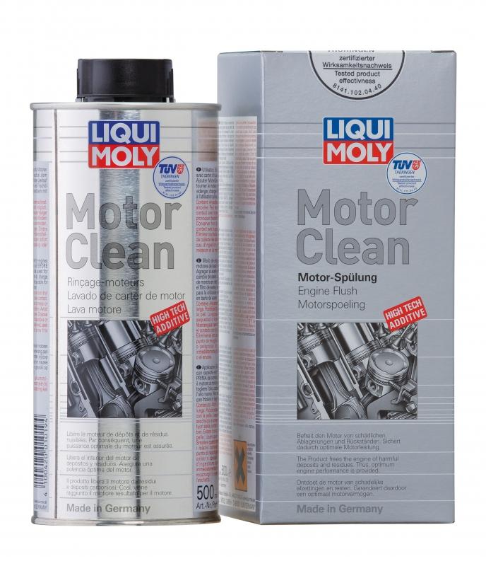 Motor Clean Промывка масляной системы двигателя