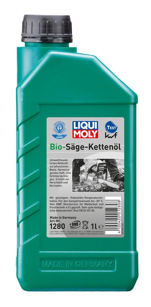 Liqui Moly Sage-Kettenoil — Минеральное трансмиссионное масло для цепей бензопил